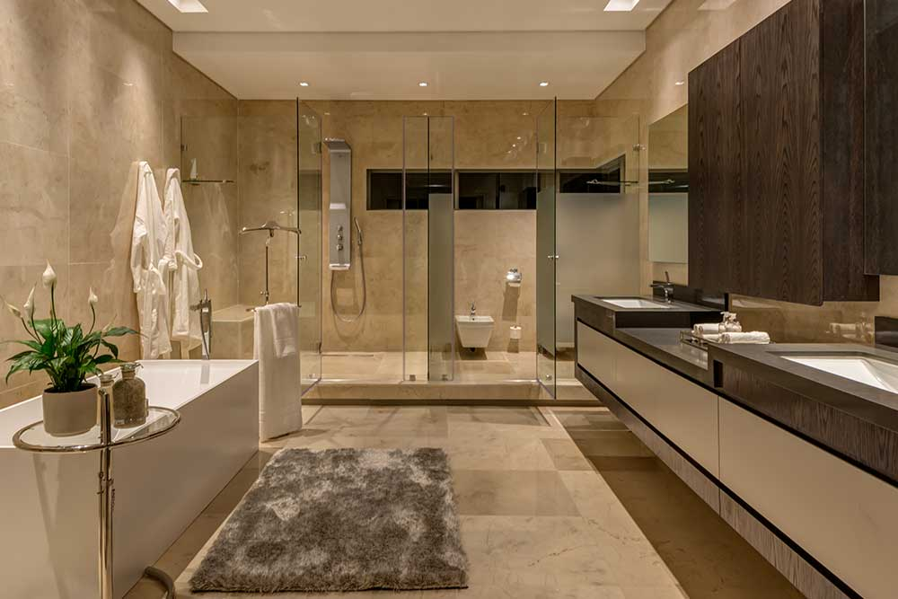 Bathroom Interior design and decor