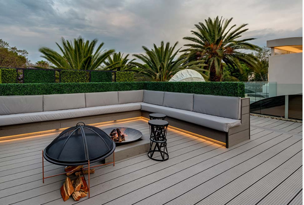 Wanda Michelle Interiors Bring the comfort of your home outside with the perfect patio